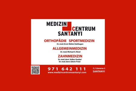 Arzt Zahnart Notarzt Santanyi Cala Llombards Mondrago Dor Figuera